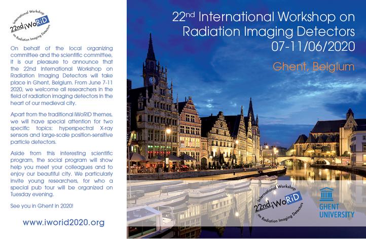 iWoRiD 2020 information flyer