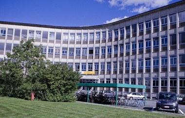 S8 gebouw, Campus Sterre